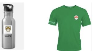gourde T shirts